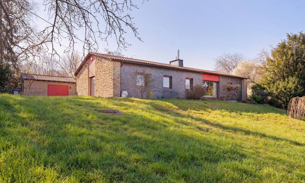 Beautiful country house with a view of the Moselle valley