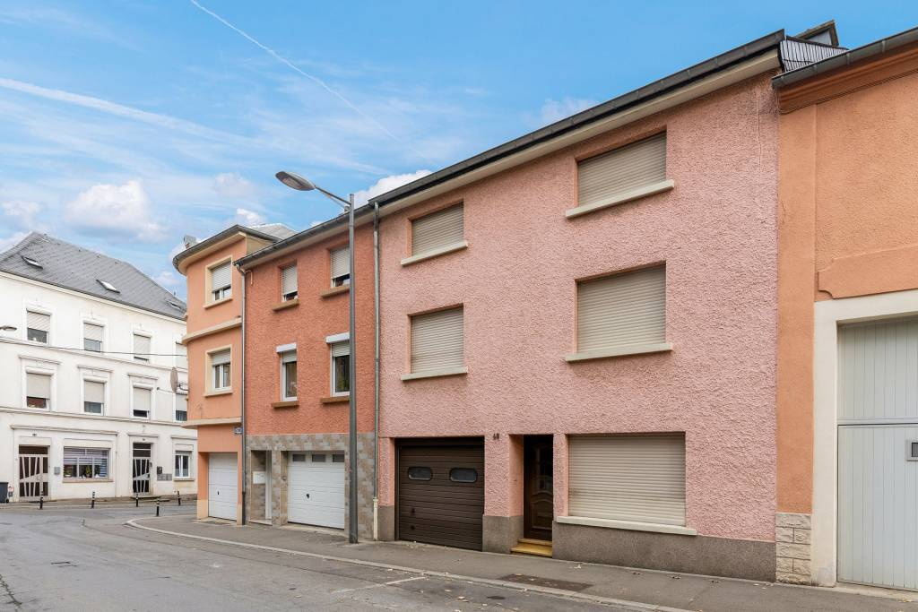 Nice townhouse in the center of Differdange