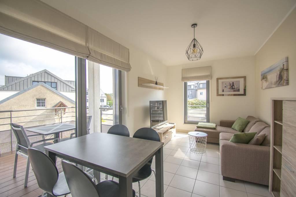 Moderne, möblierte 2 Zimmer-Wohnung in Roeser