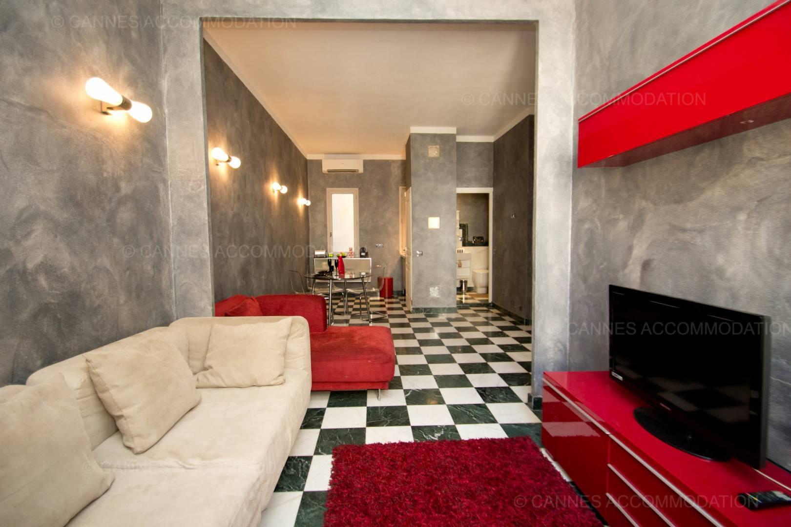 Living-room Tile Fireplace