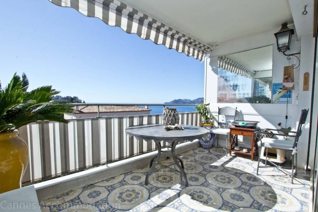 wonderful 3 bedrooms apartment sea view Croix des Gardes