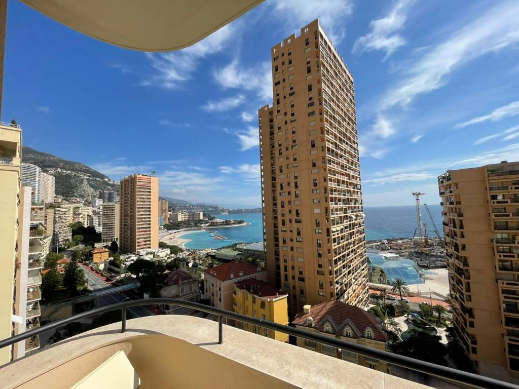 3/4 BR Sea View - Direct vicinity from Carré d'Or