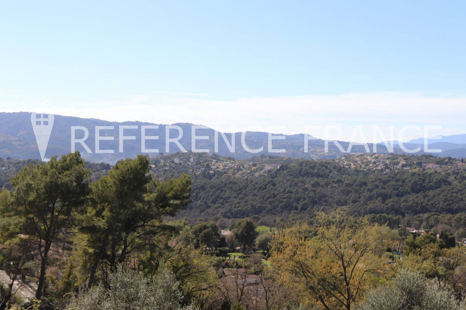 Sale Building land Mougins