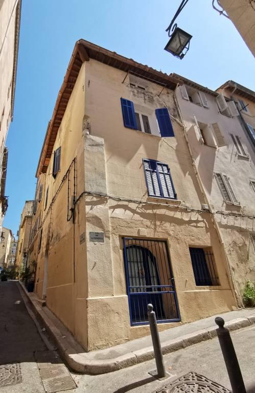 Sale Building Marseille 2ème Hôtel de Ville