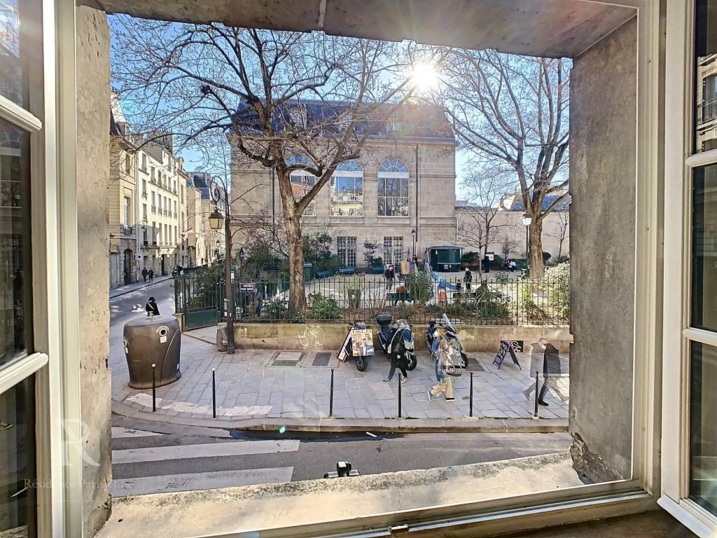 Marais-Parc Royal