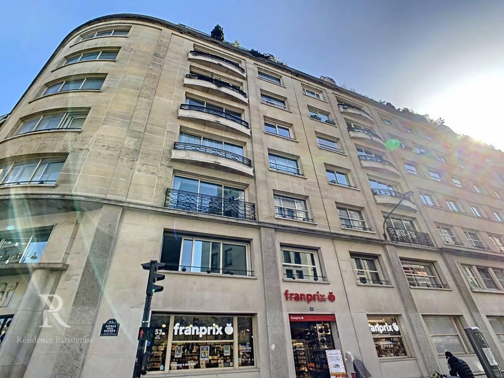 Appartement 2/3 pièces avec terrasse et balcon