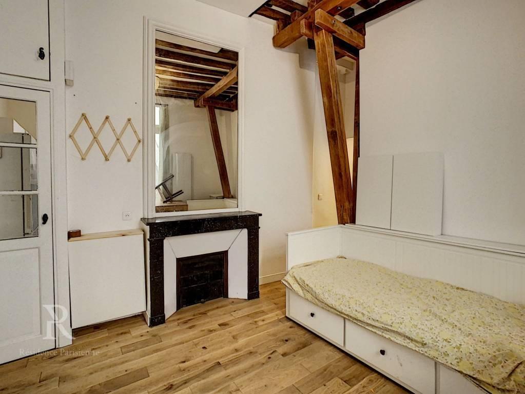 Appartement 2 pièces + Mezzanine