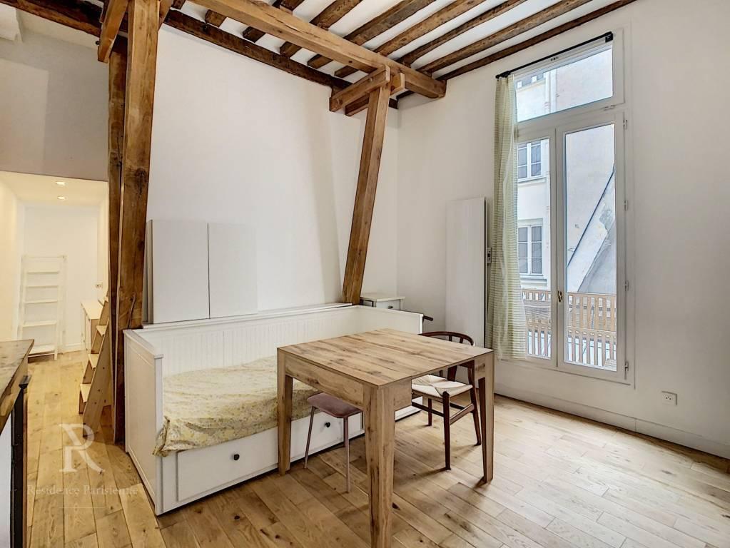 Rental Apartment Paris 1st
