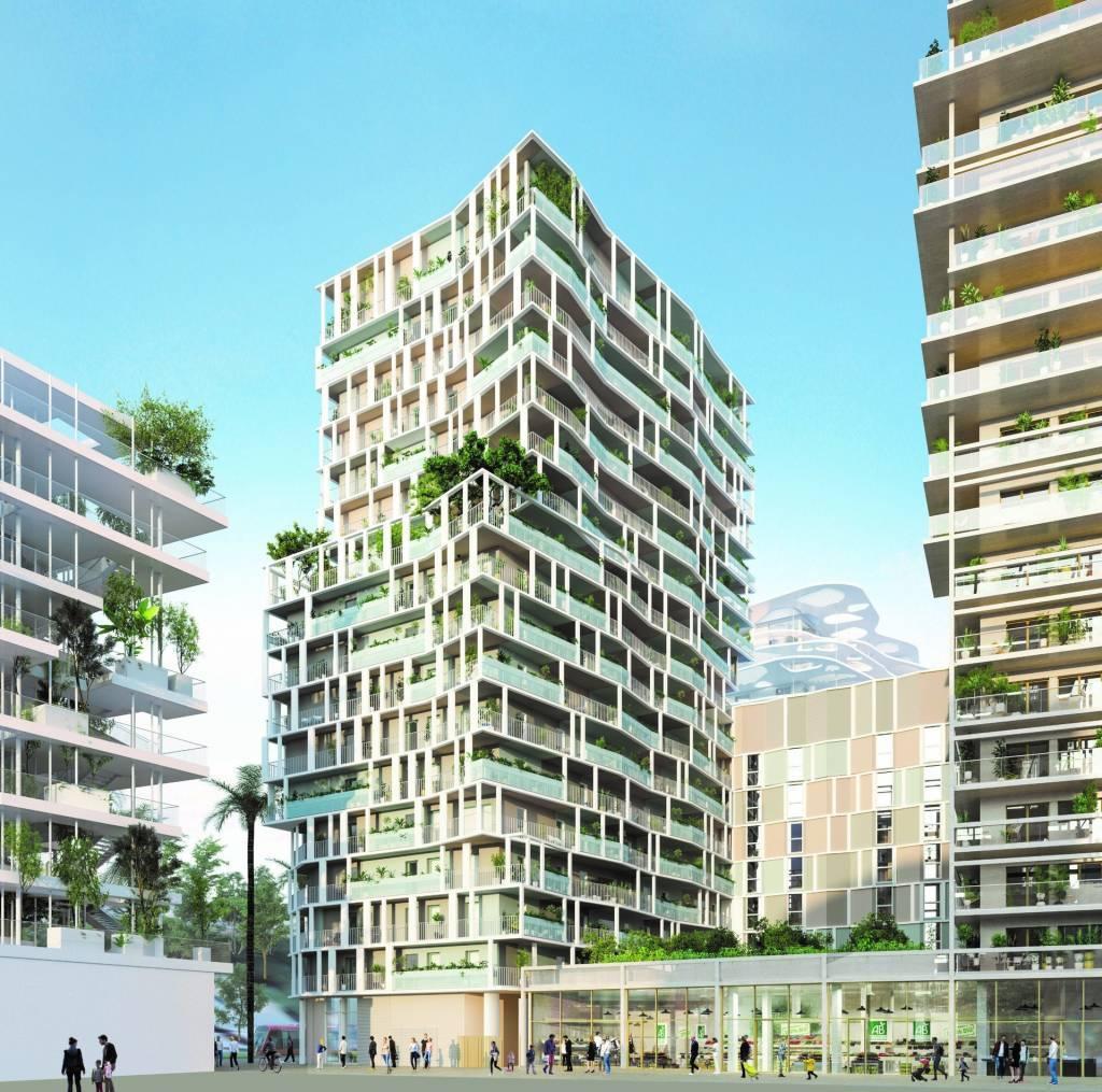 Development Building Nice