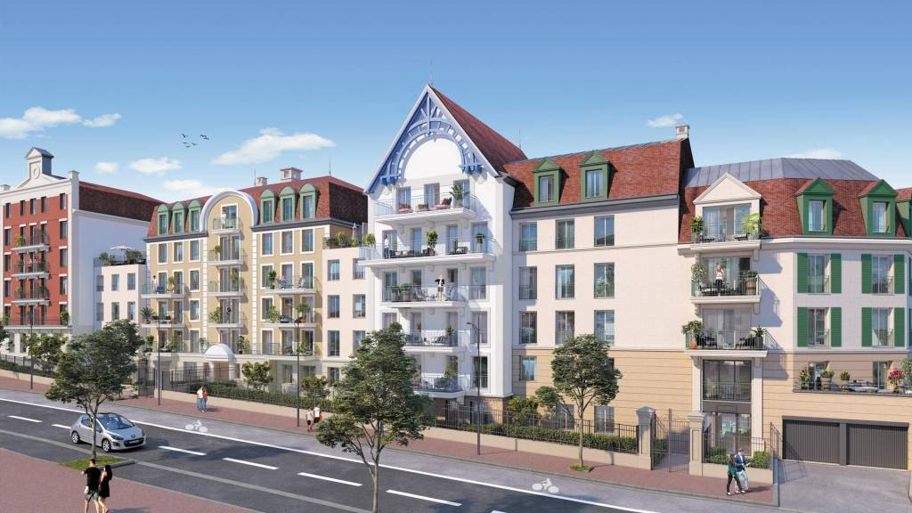 Last opportunity to seize Le Blanc Mesnil - Delivery 1Q2023