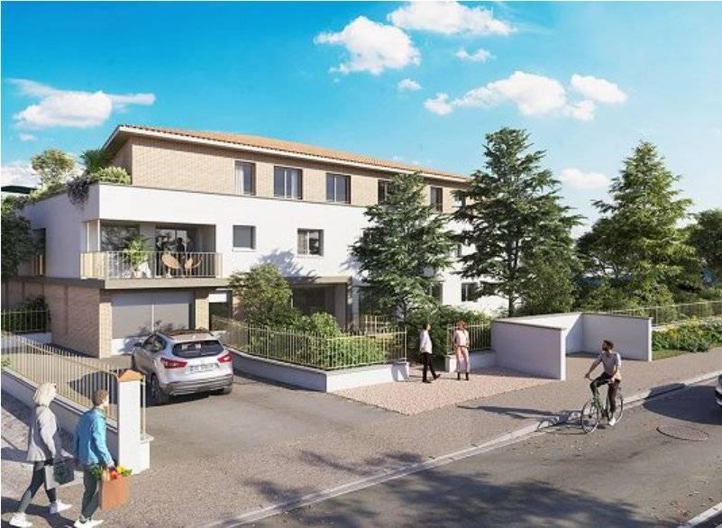 Livraison prévisionnelle 4ème trimestre 2022 - Saint-Orens de Gameville