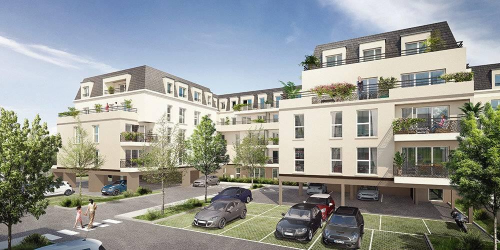 Vente Appartement Dammarie-les-Lys