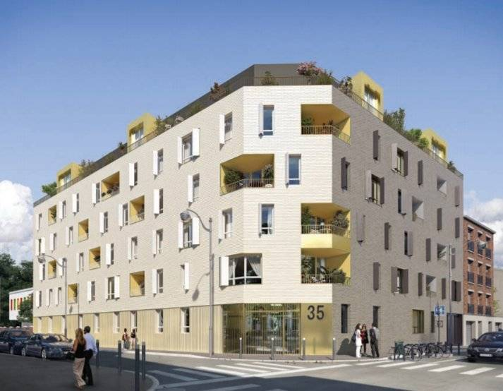 Expected delivery in Q3 2022 - Aubervilliers