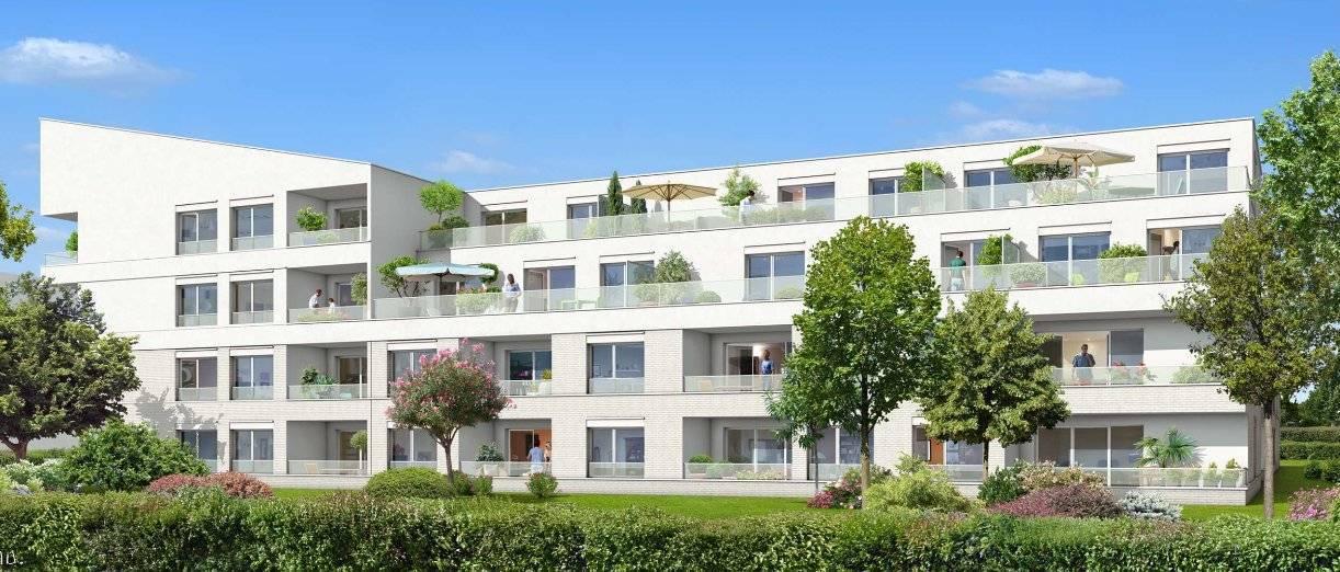 Development Building Toulouse
