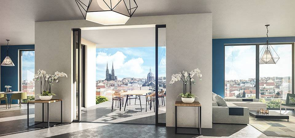 Sale Apartment Clermont-Ferrand