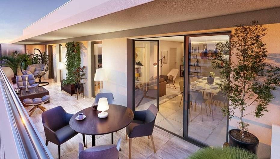 Development Apartment Aix-en-Provence