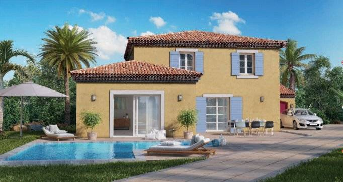 Development Village house Grimaud