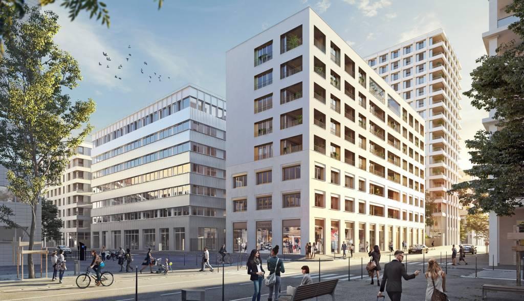 Programme Immeuble Lyon 2ème