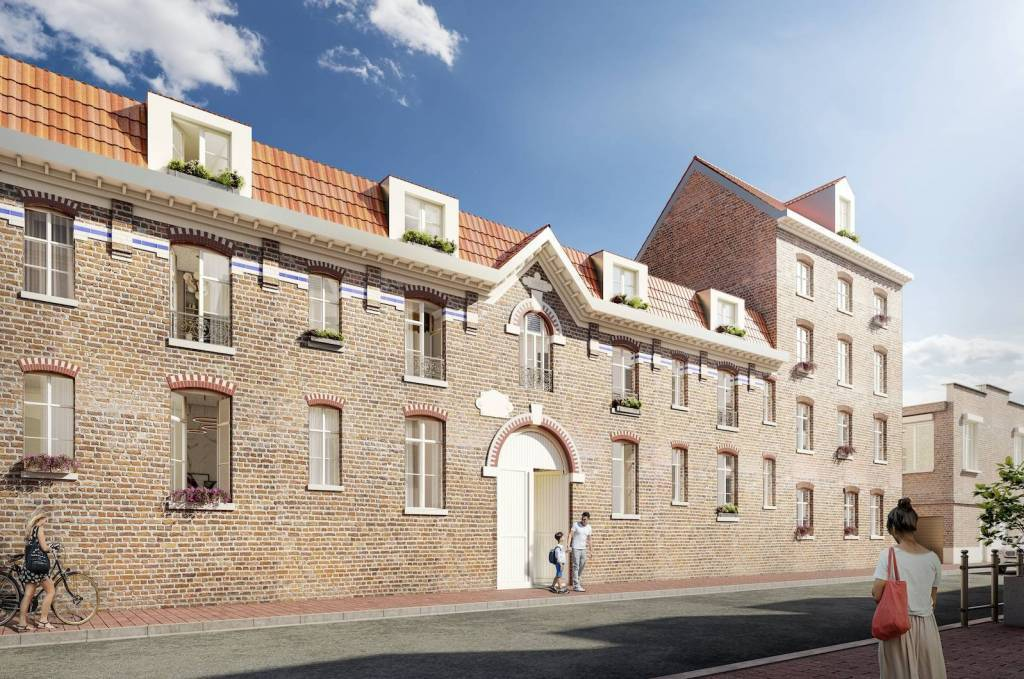 Programme Immeuble Lille