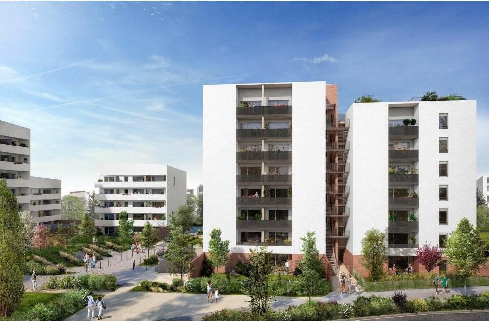 Livraison prévisionnelle 3ème trimestre 2023 - Toulouse - Montaudran