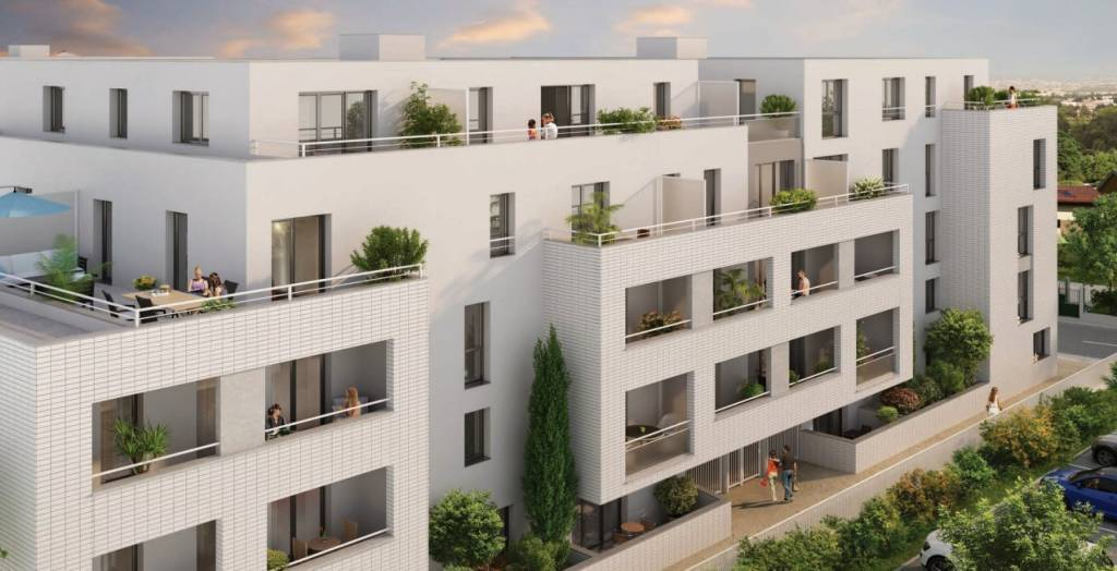 Entrega prevista para el 4º trimestre de 2021 - Toulouse - Borderouge