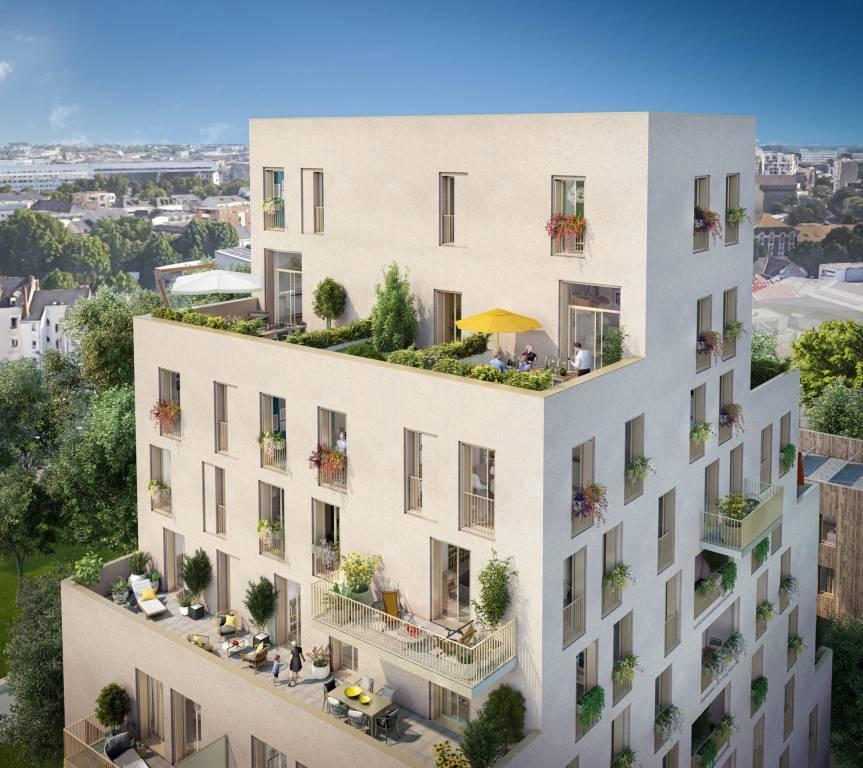 Sale Penthouse Nantes