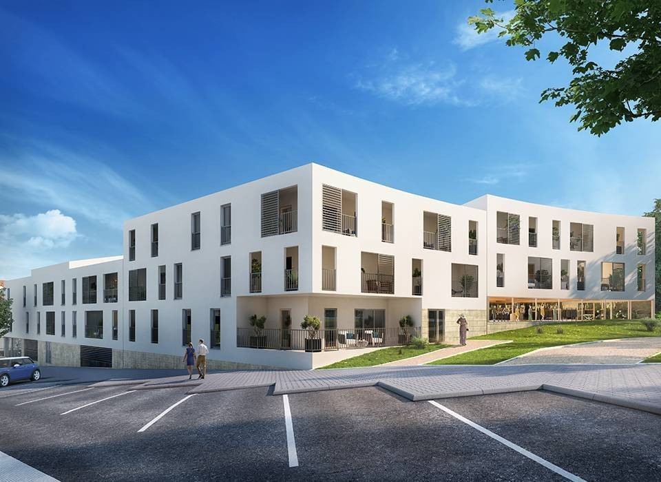 Development Building Luynes