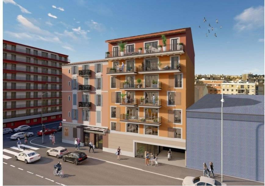 Development Apartment Nice Riquier