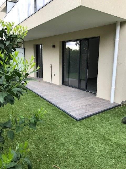Beausoleil - 2 pièces Rez-de jardin et terrasse