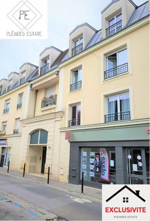 Apartamento de 3 habitaciones en la 3ª y última planta de un pequeño condominio