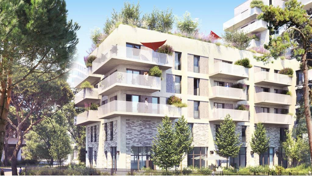 Development Building Bordeaux