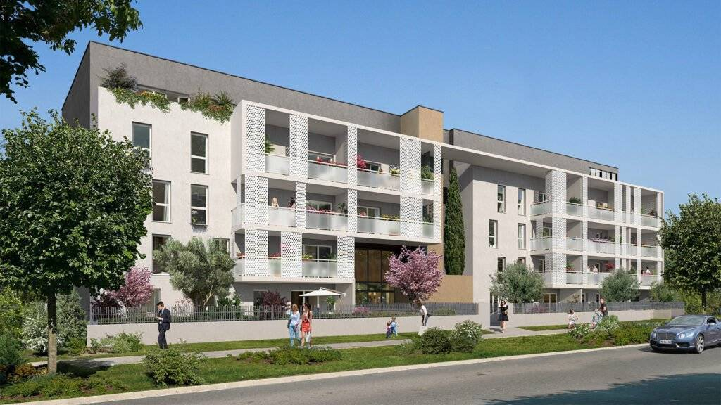 Development Apartment Istres