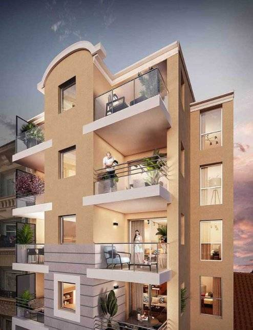 Development Apartment Nice Borriglione