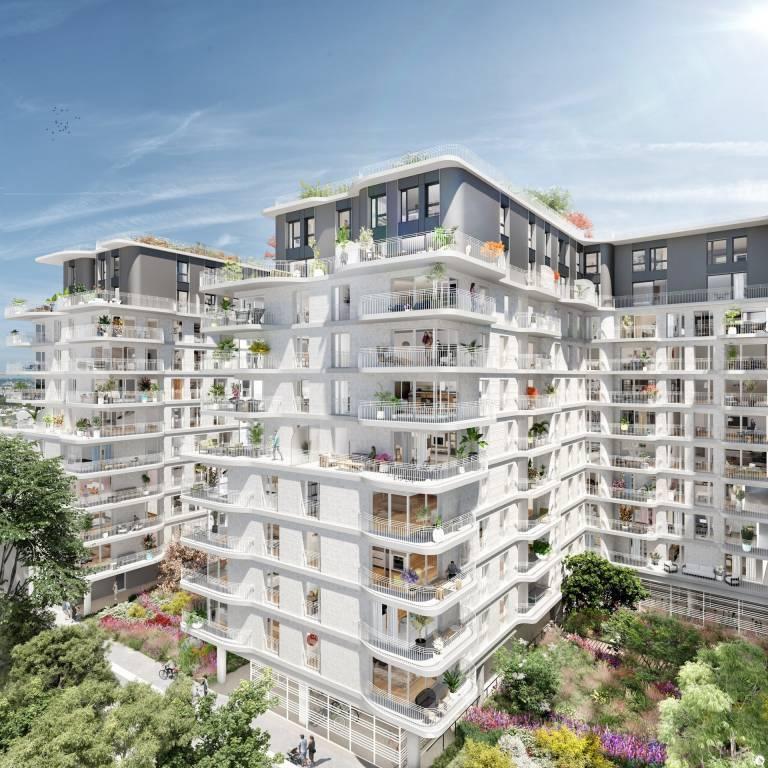 Sale Penthouse Clichy