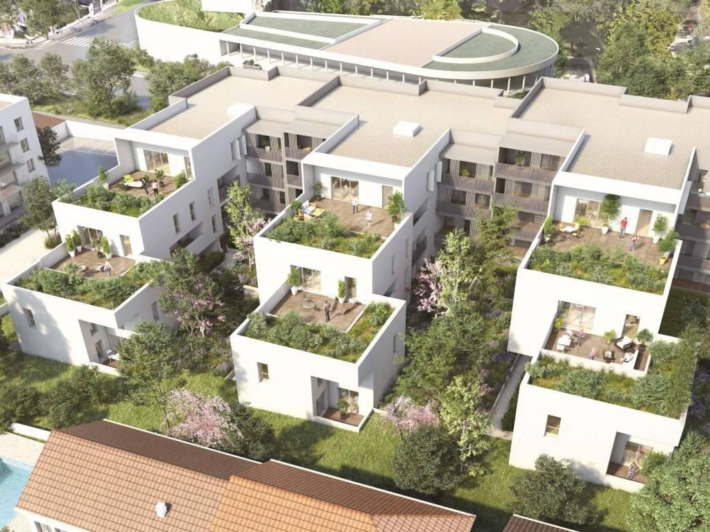 Programme Appartement Marseille 9ème