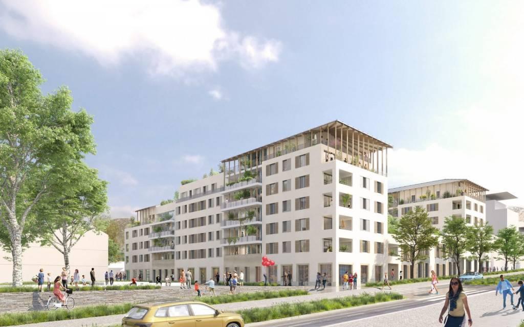 Development Apartment Marseille 9ème