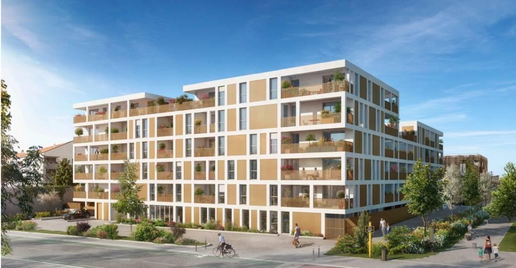 Entrega prevista 31/12/2023 - Toulouse - Barrière de Paris