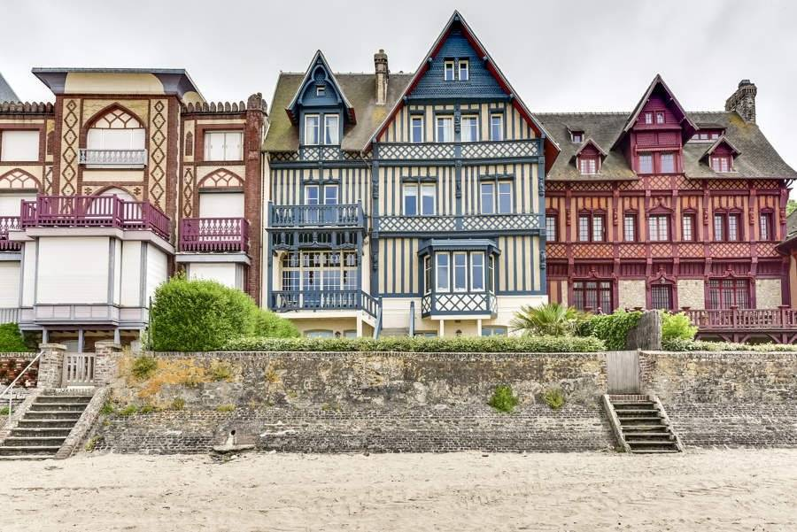 Normandie - Trouville-sur-Mer - Holiday rental - House - 22 Persons - 11 Bedrooms - 7 Bathrooms - Hammam