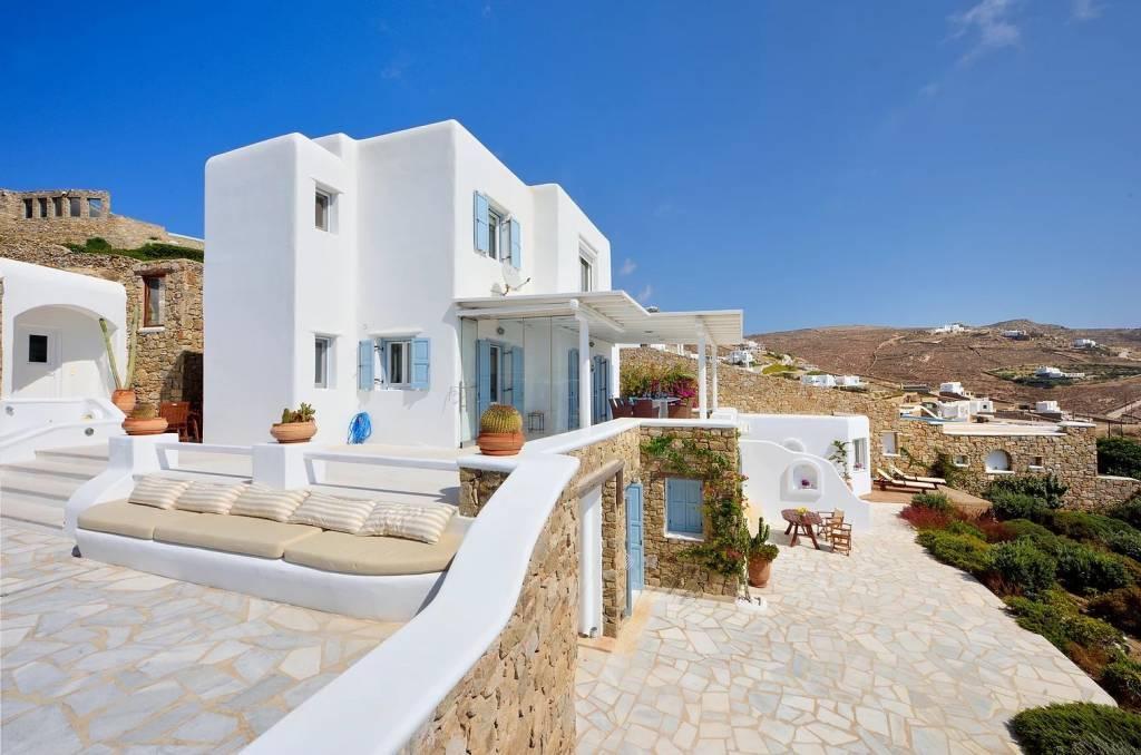 Mykonos - Location saisonnière - Maison - 4 Chambres - 3 Salles de bains - Piscine.