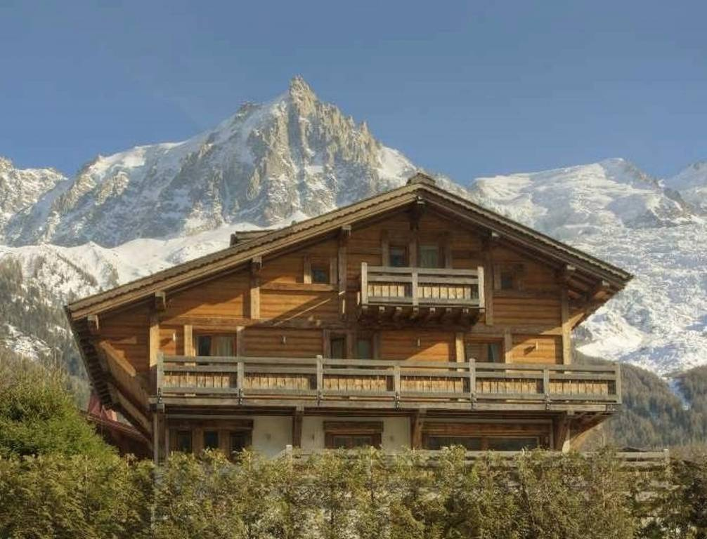 Chamonix - Holiday rental - Chalet - House - 11 Persons - 6 Bedrooms - 6 Bathrooms - Jacuzzi