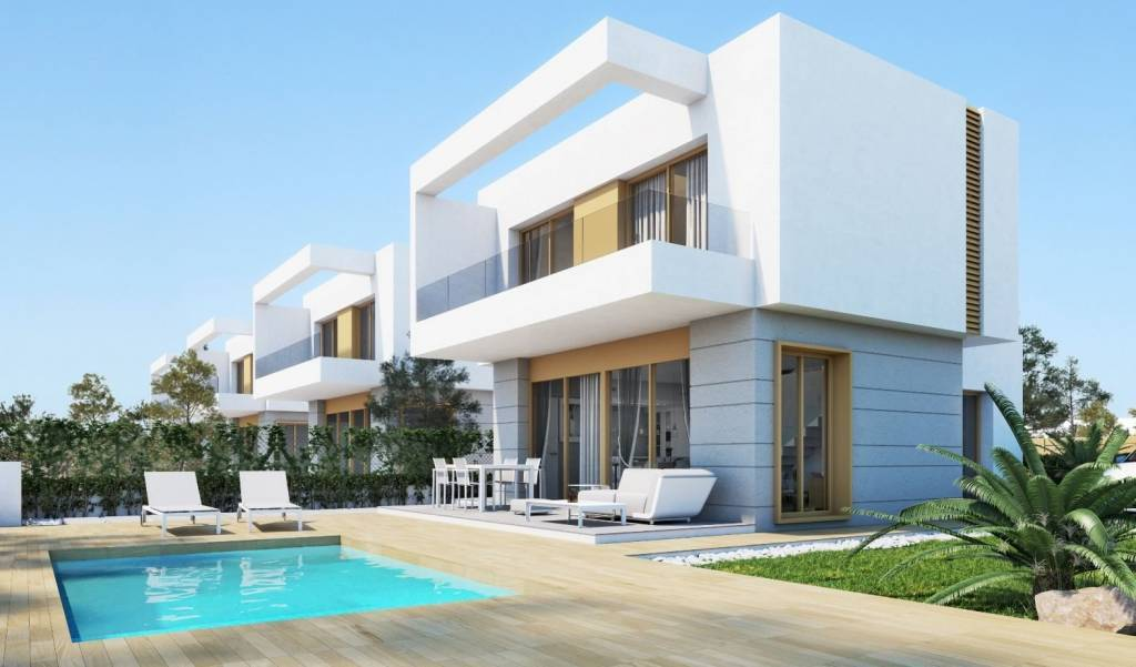 Golf Vistabella - Costa Blanca - House - Sale - new - 3 Bedrooms - 3 Bathrooms - Swimming Pool