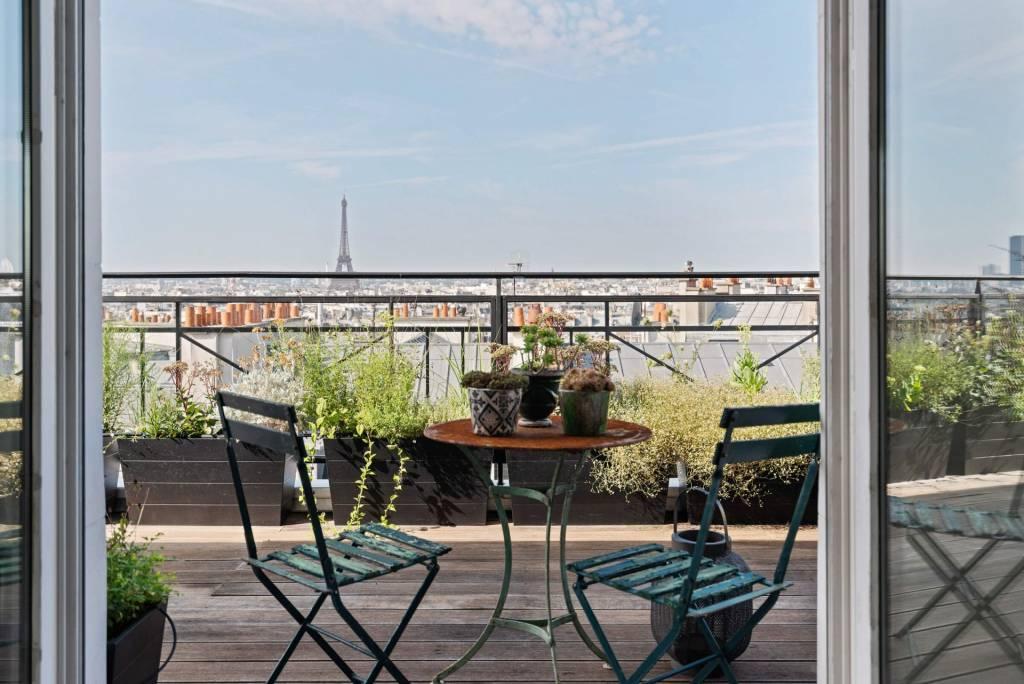 Paris 17eme arrondissement - Location saisonnière - Maison - 6 Personnes - 3 Chambres - 3 Salles de bain - 145 m2.