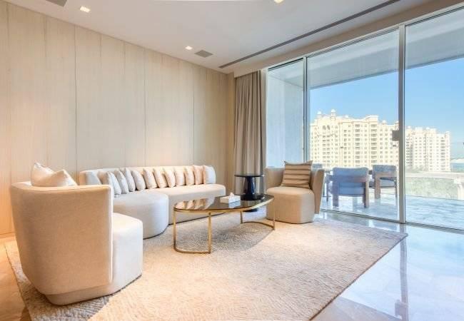 Dubaï - Location saisonnière - Appartement - 5 Personnes - 2 Chambres - 3 Salles de bain - 172 m2 - Piscine