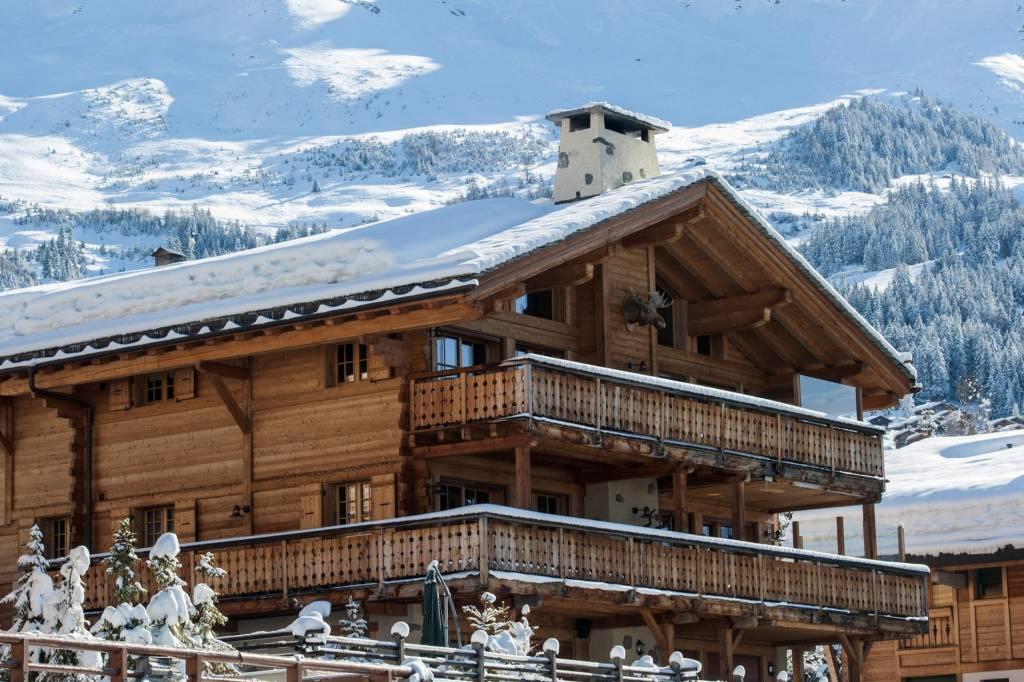 Verbier - Location saisonnière - Chalet - Appartement - 12 Personnes - 5 Chambres - 5 Salles de bain - Jacuzzi