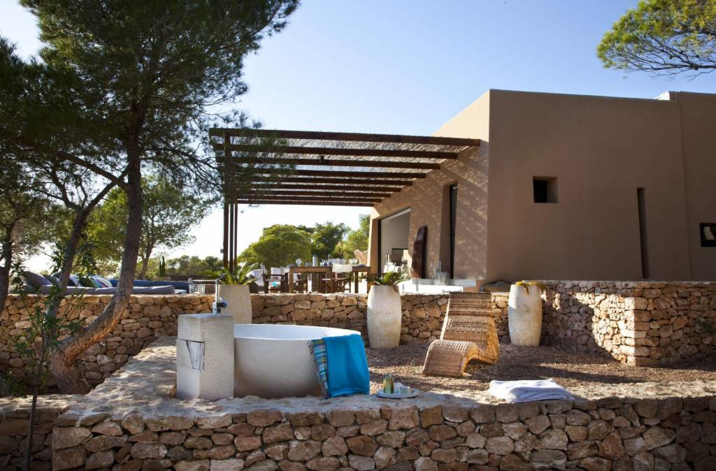 Formentera - Holiday rental - House - 8 Persons - 4 Bedrooms - 4 Bathrooms - Swimming pool.