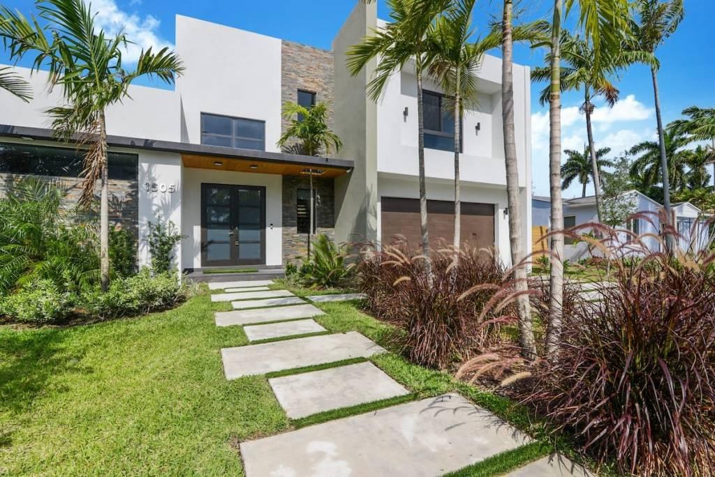 Floride - Fort Lauderdale - Location saisonnière - Maison - 8 Personnes - 4 Chambres - Piscine.