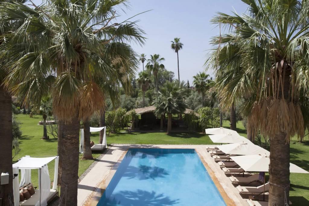 Marrakech - Casa - Alquiler vacacional - 16 Personas - 8 Habitaciones - Piscina.