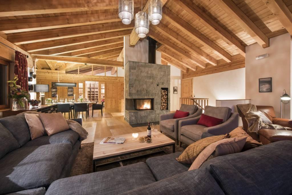 Zermatt - Holiday rental - Apartment - 12 Persons - 6 Bedrooms - 6 Bathrooms - 480 m²