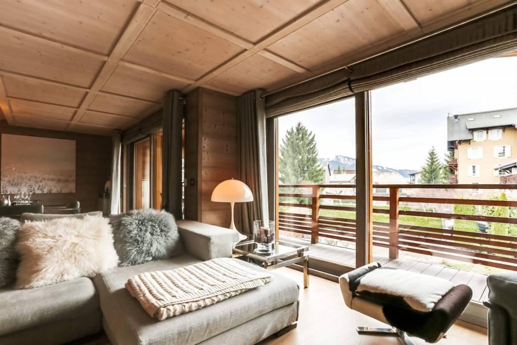 Megève - Location saisonnière - Appartement - 6 Personnes - 3 Chambres - 3 Salles de bain - 148 m2