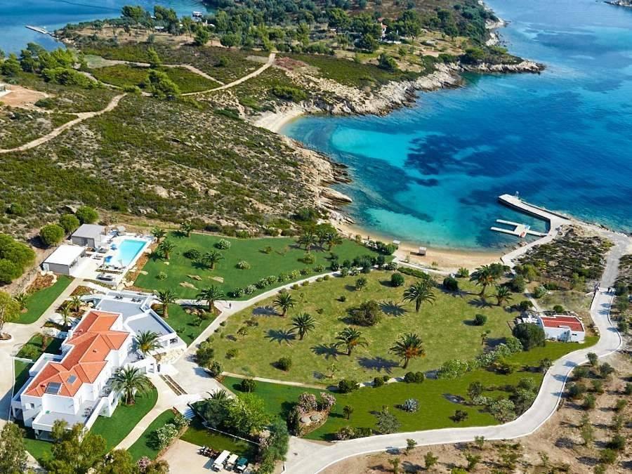 Nikiti - Diaporos Island - Holiday rental - House - 26 Persons - 10 Bedrooms - 10 Bathrooms - Swimming pool